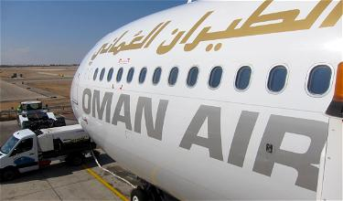 Updated Timeline For Oman Air's New 787-9 First Class