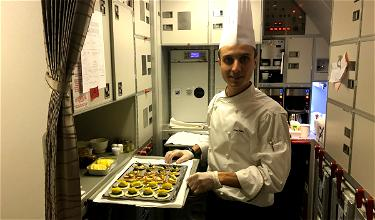 The Best Onboard Chef I've Ever Had