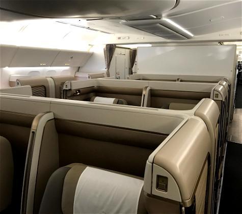 Review: Saudia First Suite 777 Dubai To Riyadh