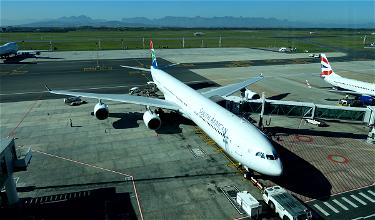South African Airways Will Lease A350s