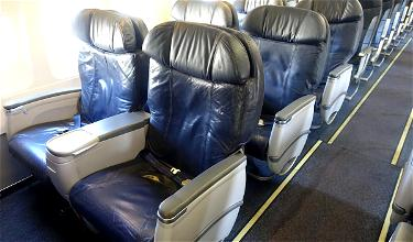 Review: Spirit Airlines Big Front Seat A319 Los Angeles To Seattle
