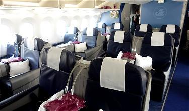 Review: Uzbekistan Airways Business Class 787 New York To Tashkent