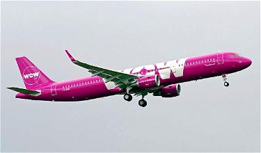 WOW Air Operating Charter Flights From… Miami To Cuba?