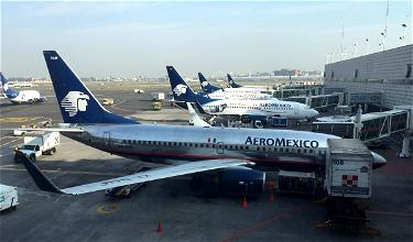 You Can Now Redeem Delta Upgrade Certificates On Aeromexico