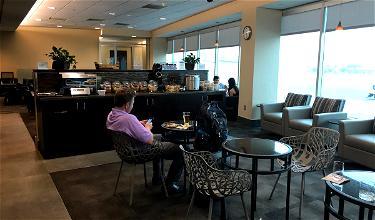 Review: Alaska Lounge Portland Airport
