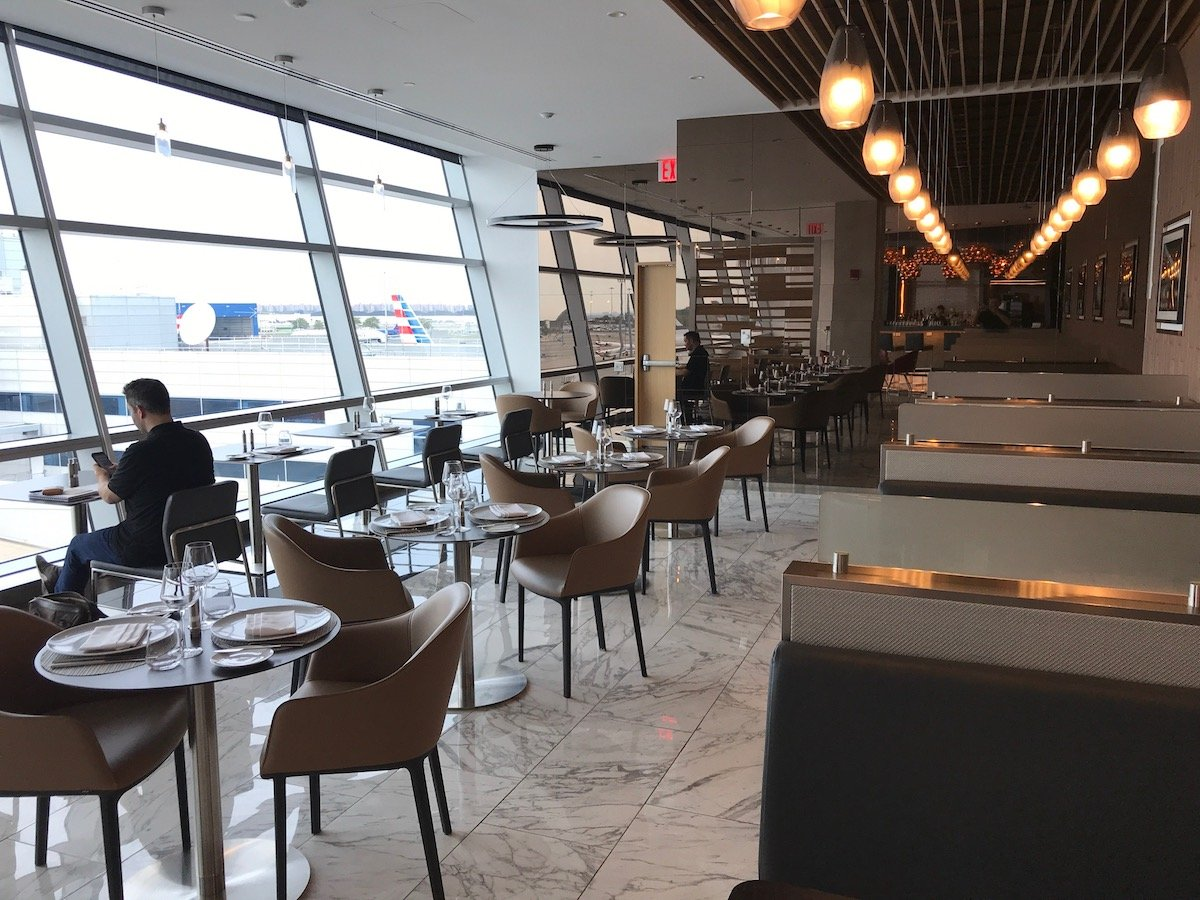 Free American Flagship First Dining For Concierge Key Members