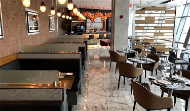 Review: American Flagship First Dining JFK Airport