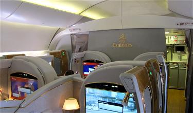 Emirates Is Cutting First Class To Fort Lauderdale