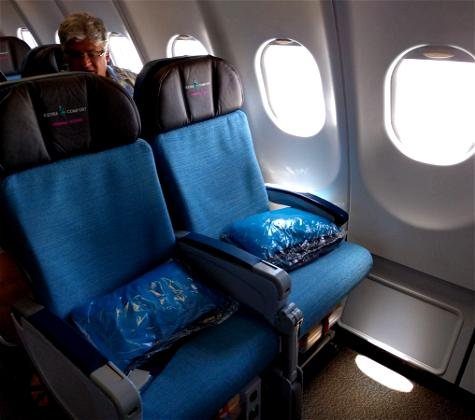 Review: Hawaiian Airlines Extra Comfort A330 Kahului to Los Angeles