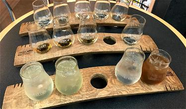 Review: House Spirits Distillery Portland Airport