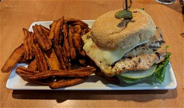 Review: Timberline Steaks & Grille Denver Airport