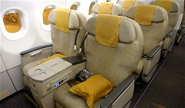 Review: Asiana Business Class A321 Seoul To Chengdu