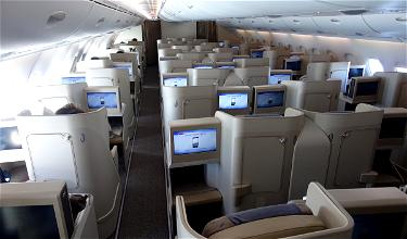Review: Asiana Business Class A380 Los Angeles To Seoul