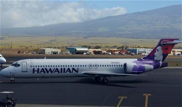 Review: Hawaiian Airlines First Class 717 Maui To Honolulu