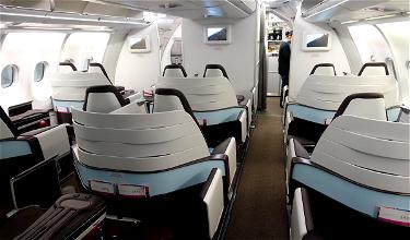 Review: Hawaiian Airlines First Class A330 Los Angeles To Honolulu