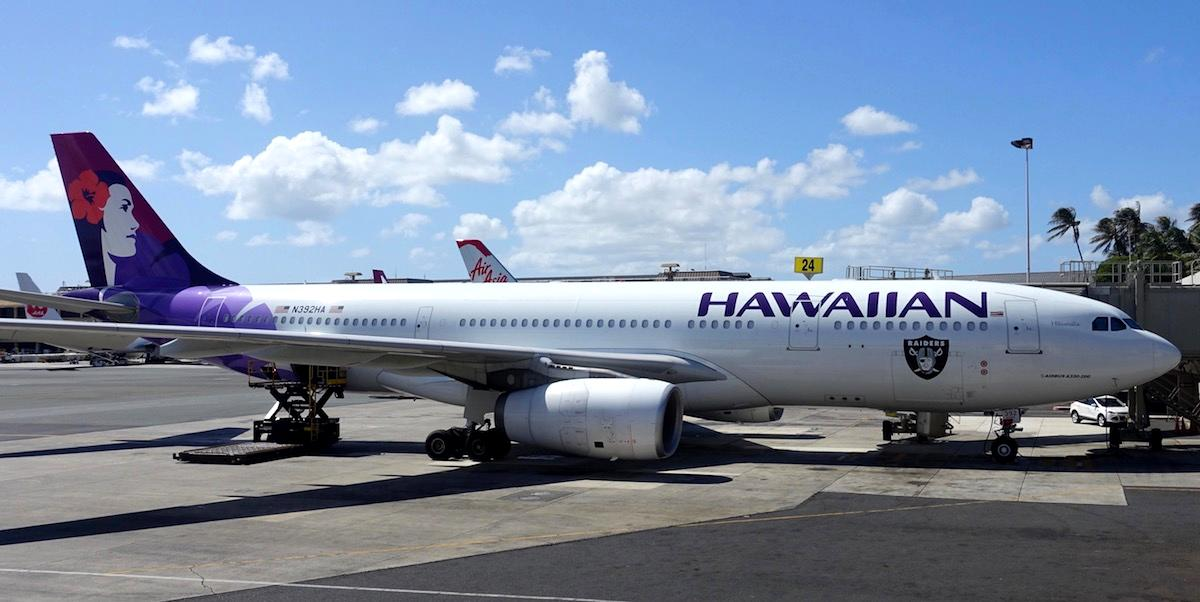 Hawaiian A330 Diverts To Remote Midway Atoll