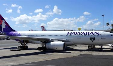 Hawaiian Airlines A330 Diverts To Remote Midway Atoll