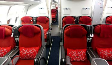 Review: Sichuan Airlines Business Class A330 Chengdu To Jinan