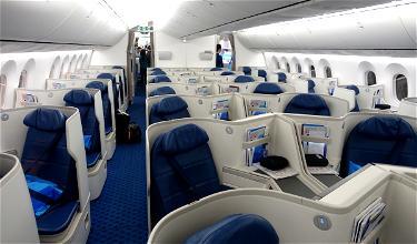 Review: Xiamen Air Business Class 787-9 Los Angeles To Xiamen