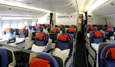 Heads Up: Aeroflot Awards Not Currently Bookable With Delta SkyMiles