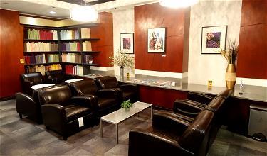 Art & Lounge Opens At Heathrow Terminal 4