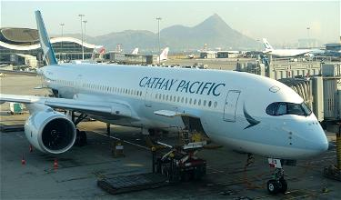 Wow: Backstory Of Cathay Pacific CEO's Resignation