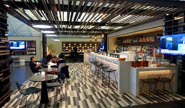 Review: Amex Centurion Lounge Hong Kong Airport