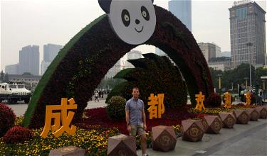 My Experience Traveling With Ben To China