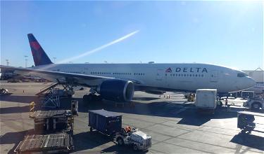 Delta Is Ending Flights To Hong Kong