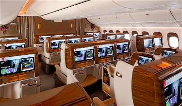 Emirates Continues To Have A Terrible Business Class Seat, And They Can Get Away With It