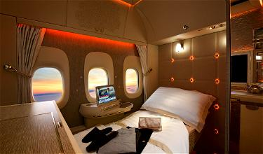 Full Details: Emirates' Stunning New First Class Suite