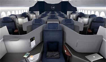 Lufthansa Plans 2022 New Business Class Launch