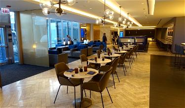 Review: United Polaris Lounge Chicago O'Hare Airport