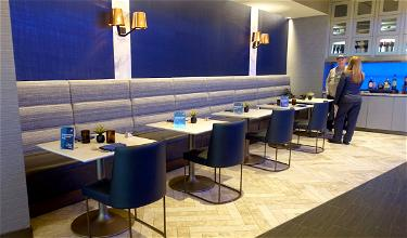"""United Will Only Begin """"Designing"""" International Polaris Lounges In 2019"""