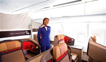 You Can Still Redeem Just 25,000 Miles For Business Class To Africa, But…