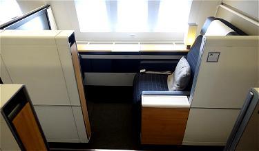 Dear Aeroplan: If You Cancel My First Class Swiss Ticket, I Won't Sue You