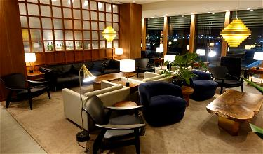 Review: Cathay Pacific First Class Lounge London Heathrow Airport