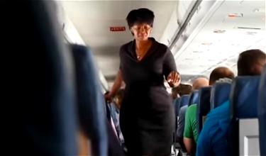 "Flight Attendant Featured On ""Extreme Cheapskates"""