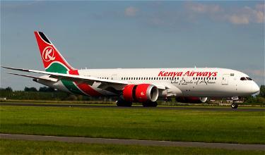 Kenya Airways Will Begin Flying To New York As Of October 2018
