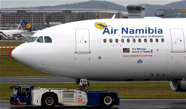 Air Namibia Ceases Operations