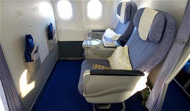Review: China Southern Business Class A320 Guangzhou To Singapore