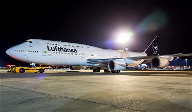 Lufthansa Is Modifying Their New Livery