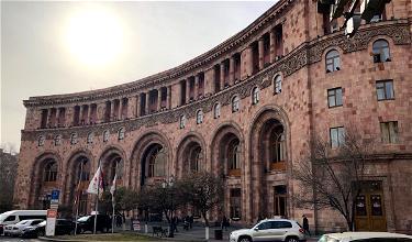 Review: Armenia Marriott Hotel Yerevan
