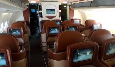 Excellent Star Alliance & Oman Air Business Class Fares From Europe To Asia