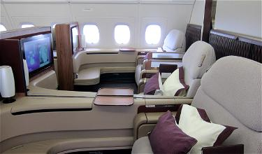 Qatar Airways Brings Back A380s, First Class (Routes Revealed)