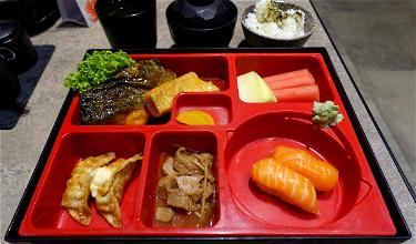 Dining At Singapore Changi's Priority Pass Restaurant