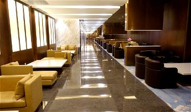 Review: China Eastern First Class Lounge Shanghai Airport