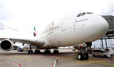 Emirates Will Operate The World's Shortest Scheduled A380 Flight Ever