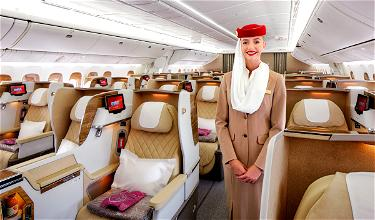 Emirates New 777-200LR Business Class Seats Revealed