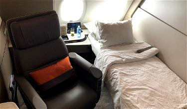 Review: Singapore Airlines New Suites A380 Sydney To Singapore